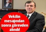 Ak Partili vekilin Facebook paylaşımından sonra görevden alındı!