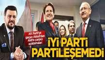 AK Parti'ye geçen Akkal: İYİ Parti partileşemedi