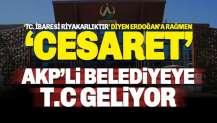 AKP'li Altınordu Beledisine T.C. geliyor