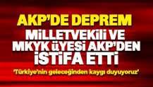 AKP Milletvekili Mustafa Yeneroğlu istifa etti
