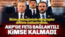 AKP'li Ünal, Partimizde FETÖ bağlantılı kimse kalmadı