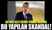 Ali Koç'tan zehir zemberek açıklama!