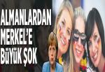 Almanlar Merkel'i dinlemedi.