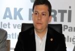 Ankara Milletvekili Fatih Şahin kaza yaptı