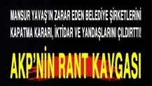 Ankara'da AKP'li Meclis üyeleri kavga çıkardı