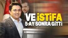 Ankara'daki Halk Ekmek Fabrikası Müdürü istifa etti