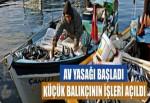 Av Yasağı Başladı Küçük Balıkçının İşleri Açıldı
