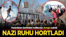 Avrupa'da Nazi ruhu hortladı