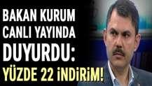 Bakan Kurum, CNN TÜRK'te soruları yanıtlıyor