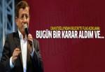 Başbakan Davutoğlu Bilecik'te konuştu