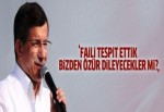 Başbakan Davutoğlu Yozgat'ta konuştu