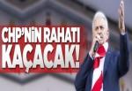 Başbakan Yıldırım: CHP'nin rahatı kaçacak.