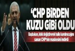 Başbakan Yıldırım'dan önemli açıklamalar.