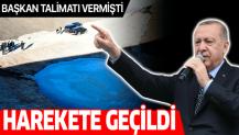 Başkan Erdoğan talimatı vermişti! Dipsiz Göl'e su verilmeye başlandı.
