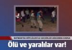Batman'da köylüler ile göçerler arasında silahlı kavga: 5 ölü