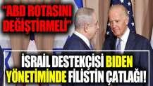 Biden yönetiminde Filistin çatlağı!