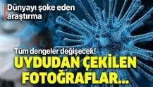 Bilim insanlarından koronavirüsle ilgili şoke eden araştırma! Uydudan çekilen fotoğraflar.
