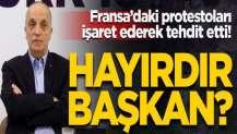 Bu ne biçim sendika başkanı? Ergün Atalay'dan küstah sözler!