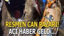 Bursa'da mağarada can pazarı! Acı haber geldi...