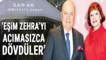 Cemalettin Sarar dehşet anlarını anlattı: Eşim Zehra'yı acımasızca dövdüler