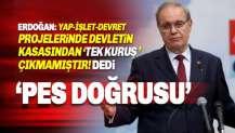 CHP'li Öztrak'tan yap-işlet-devret tepkisi: Bu kadarına da pes doğrusu