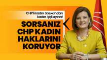 CHP'li Başkan'dan kadın işçi kıyımı!
