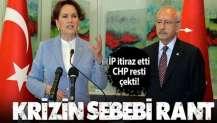 CHP'li Bolu Belediyesi'ndeki İYİ Parti krizinin nedeni ortaya çıktı!
