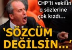 CHP'li Muharrem İnce'den Tuncay Özkan'a çok sert adaylık tepkisi
