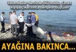 Çınarcık'ta eski Halk Eğitim Müdürü denizde ölü bulundu