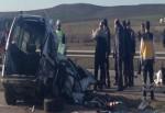 Çorum'da trafik kazası: 5 ölü