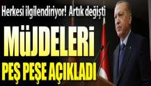 Cumhurbaşkanı Erdoğan açıkladı! Sokağa çıkma yasağı, 20 yaş altına izin...