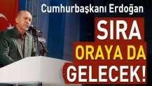 Cumhurbaşkanı Erdoğan Diyarbakır'da konuştu.