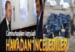 Cumhurbaşkanı Erdoğan, Emir Al Sani'yi havaalanında karşıladı