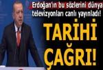 Cumhurbaşkanı Erdoğan: Herkesi Kudüs'ün Filistin'in başkenti olarak tanımaya davet ediyorum
