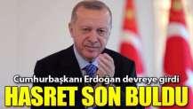 Cumhurbaşkanı Erdoğan müdahale etti! Kızına kavuştu