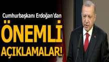 Cumhurbaşkanı Erdoğan'dan Macaristan ziyareti öncesi önemli açıklamalar