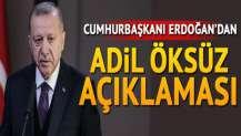 Cumhurbaşkanı Erdoğan'dan son dakika Adil Öksüz açıklaması