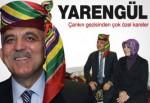 Cumhurbaşkanı Gül 'Yaren' oldu