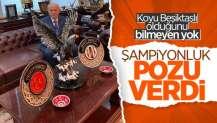 Devlet Bahçeli, Beşiktaş'ı kutladı
