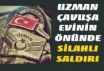 Diyarbakır'da uzman çavuşa silahlı pusu