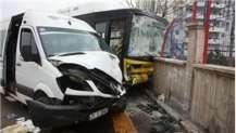 Diyarbakır'da feci kaza! Çok sayıda yaralı...