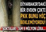 Diyarbakır'da PKK'ya ağır darbe! Piyasa değeri 9 milyon lira...