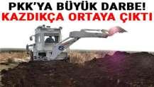 Diyarbakır'da PKK'ya büyük operasyon! 100 kilo patlayıcı ele geçirildi