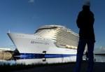 Dünyanın en büyük gemisi ilk seferine çıktı