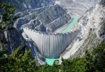Dünyanın en yüksek 6. barajı Deriner, hizmete giriyor