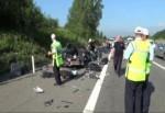 Düzce'de akıl almaz kaza: 3 ölü, 2 yaralı