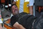 Engelli komşusunu pompalı tüfekle vurdu