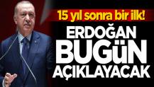 Erdoğan Tarım Orman Şurası sonuç bildirgesini bugün açıklayacak