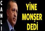 Erdoğan Tokat'ta konuşuyor