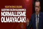 Erdoğan Yozgat'ta iftar programında konuştu
